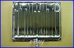 1964 1965 1966 1967 Chevelle Malibu STAINLESS STEEL gas tank
