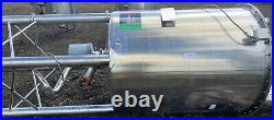 1,200 Litre Stainless Steel Mixing Tank