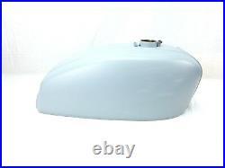 2FastMoto Reproduction Honda CB400F Super Sport Primer Gray Grey Gas Fuel Tank