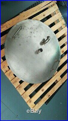 300 Litre Stainless Steel Fermentation/Fermenting/Brewing Tank On Wheels