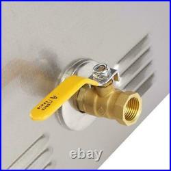 30L Digital Ultrasonic Cleaner Ultra Sonic Cleaning Tank Timer Heater-UK Seller