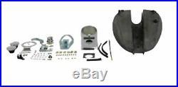 3.2 Gallon Replacement E-Z Bob Bobbed Gas Tank Kit Dash 04-2006 Harley Sportster