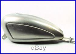 3.3 Gallon EFI Gas Tank Smooth Pleated Indented Harley Sportster XL 2007-2020
