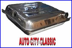 55 56 Chevy Stainless Steel Gas Fuel tank withdrain plug