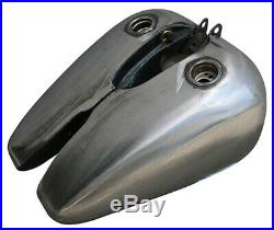 5 Gallon Fuel Gas Tank HARLEY SHOVELHEAD WIDE GLIDE FXWG FXS LOW RIDER FX SUPER