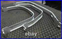 Audi A4 B5 Quattro Tank Strap Bands Stainless Steel 8A0201654D 8D0201654Q S4