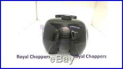 Bmw R71 Black Painted Petrol Tank Vintage German Motorcycle + Cap(Fits For)