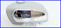 Bmw R75 5 Toaster Raw Petrol Fuel Tank 1972 Model With Side Plates
