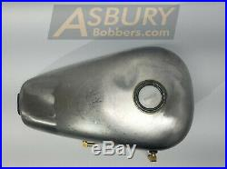 Bobber Tank. With sight tube. 93-03 Sportster tank. Screw in gas cap