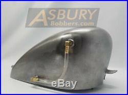 Bobber Tank. With sight tube. Frisco mount Sportster tank Srew in cap