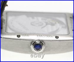 CARTIER Tank MC LM W5330003 Date Silver Dial Automatic Men's Watch 591310