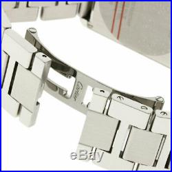 CARTIER Tank solo SM Watches W5200014 Stainless Steel/Stainless Steel Ladies