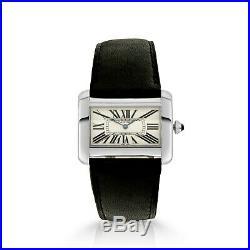 Cartier Tank Divan Ladies Watch 2600