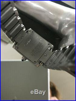 Cartier Tank Francaise Ladies Quartz Watch 2384 Boxed (12519CT)