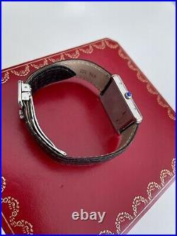Cartier Tank Solo Watch Ref2715
