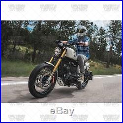 Cycle Standard Blackbird Legacy Gas Tank for 2007-up and EFI Harley-Davidson Spo