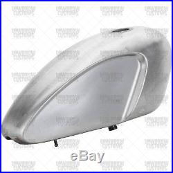 Cycle Standard Blackbird Legacy Slimline Gas Tank Universal Custom, Bobber or