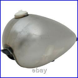 Drag Specialties Wasp Style Gas Tank 2.2 Gallon Single Cap 0701-0705