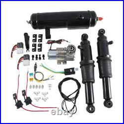 Electric Center Stand Air Tank Ride Suspension For Harley Touring 2009-2016 2015