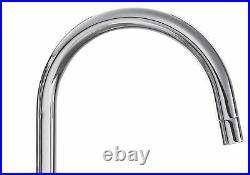 Franke Minerva 3 in 1 Instant Boiling Water Tap-Polished Chrome-With Tank