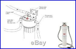 Franke Omni 4 in 1 Instant Boiling Hot Tap Kettle Tap 1190380520 & Tank