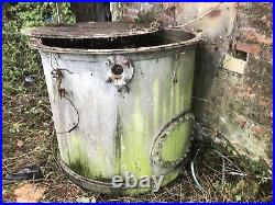 Galvanised Tank Lined With Stainless Steel