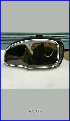 Gas Fuel Petrol Tank With Monza Cap in Black For BMW R100 RT RS R90 R80 R75 @AS