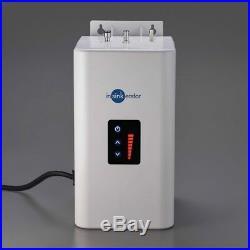 Insinkerator NeoTank Instant Boiling Hot Water Tank Dispenser Digital Display