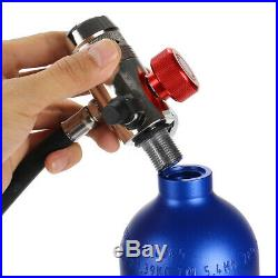 Mini 1L Diving Air Tank Scuba Cylinder Underwater Breath Oxygen Tank Bag Kit