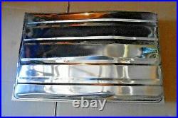 Mopar 68 69 70 Roadrunner Coronet GTX Stainless Steel Gas Fuel Tank NEW