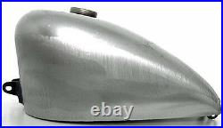 Peanut Gas Fuel Tank Harley Sportster Ironhead 1955 Thru 1978 3.1 Gallon