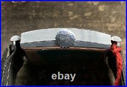 Rare NOS Doxa Hooded Fancy Lugs Tank Wristwatch Serviced