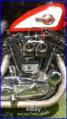 Replica 2.4 Gas Peanut Tank for Harley Davidson Ironhead Sportster 1958-1978 XLH