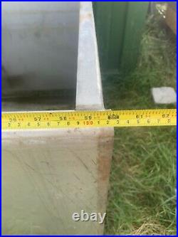 Stainless Steel Storage Water Tank Large