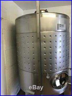 Stainless Steel Vessel, Tank, Micro Brewery Liquor or Liquid Tank 2000 Litre
