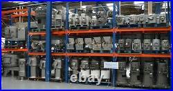 Stainless steel bulk mixing tank + lid single skin 240v heated 300litre Free P+P
