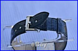 Used Cartier Tank Divan XL ref. 2600 Stainless Steel 38mm Quartz Watch