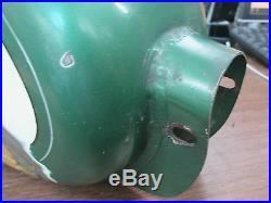 Vintatge Rare Penton OEM Six Day 125 125cc Steel Tanker Gas Tank Fuel Tank AHRMA
