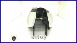 YAMAHA XT TT 500 CHROME BLACK PAINTED PETROL TANK 1U6,1980 MODEL Fit For